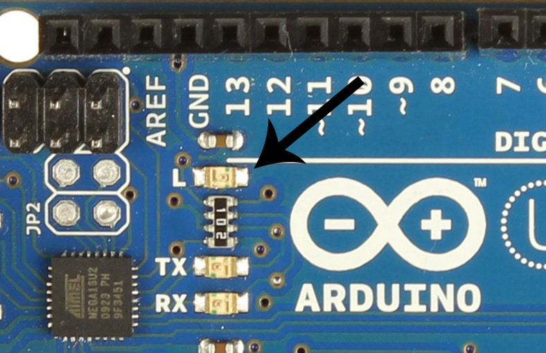 Setting up uart arduino