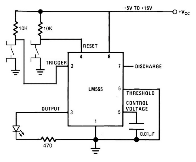 Circuit Diagram Of Ir Sensor Using 555 Timer together with Car Ammeter Wiring Diagram together with Bn4400157a Samsung Led Lcd Tv Smps further Lutron Maestro 4 Way Dimmer Wiring Diagram furthermore Pir Sensor Circuits. on led circuit diagrams