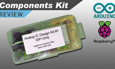 [VIDEO] Analog IC Design Kit Review