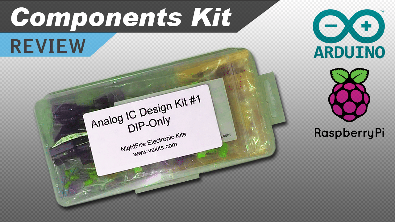 [VIDEO] Analog IC Design Kit Review