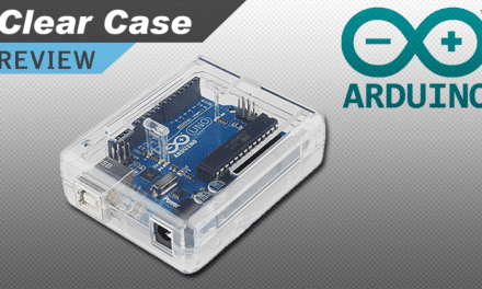 [VIDEO] Arduino Clear Case Review