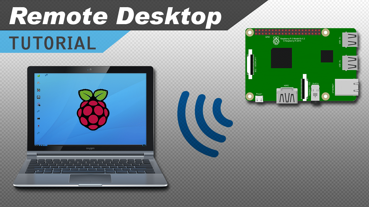 [VIDEO] How to Access the Raspberry Pi Desktop from any PC or Mac