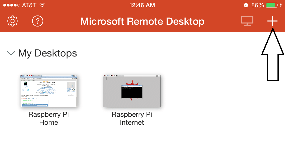 How to Access the Raspberry Pi Desktop with a Remote Desktop Connection