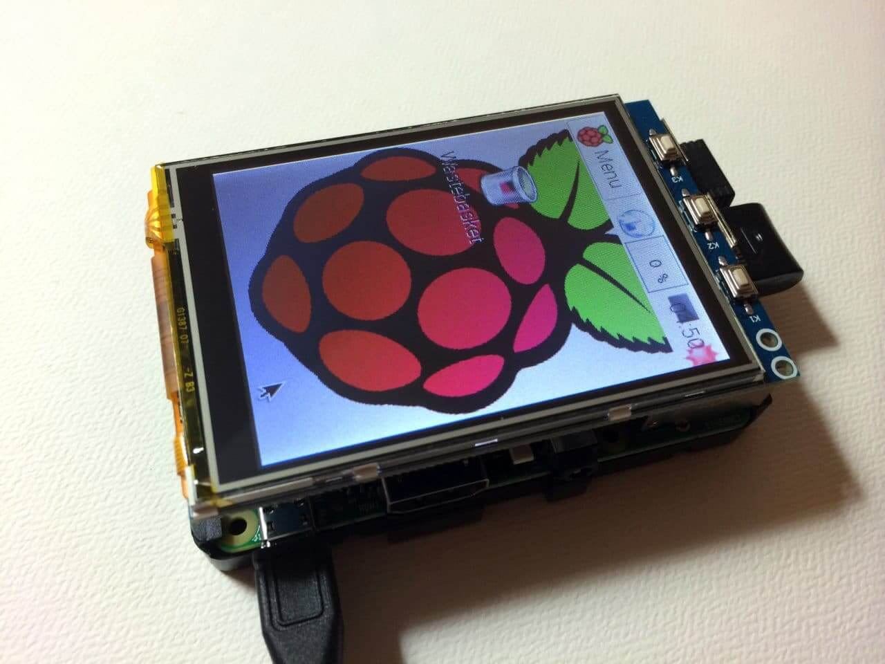 How To Set Up The Dht11 Humidity Sensor On Raspberry Pi Wiringpi Pin Numbers B Setup An Lcd Touchscreen