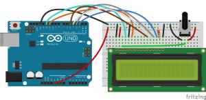 Arduino LCD