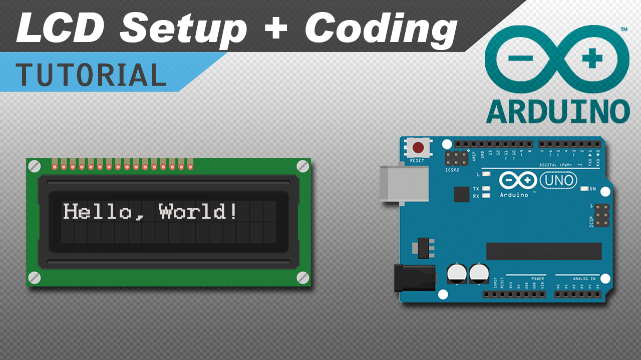 [VIDEO] How to Set Up and Program an LCD on the Arduino