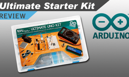 [VIDEO] Inside the Arduino Uno R3 Ultimate Starter Kit