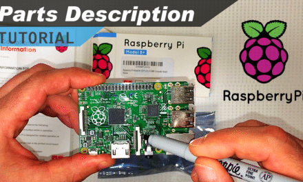 [VIDEO] Explanation of the Components on a Raspberry Pi
