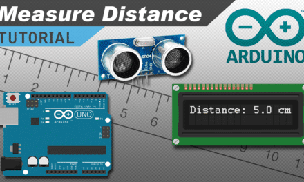 [VIDEO] How to Set Up an Ultrasonic Range Finder on an Arduino