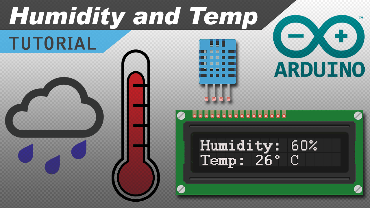 [VIDEO] How to Set Up the DHT11 Humidity and Temperature Sensor on an Arduino