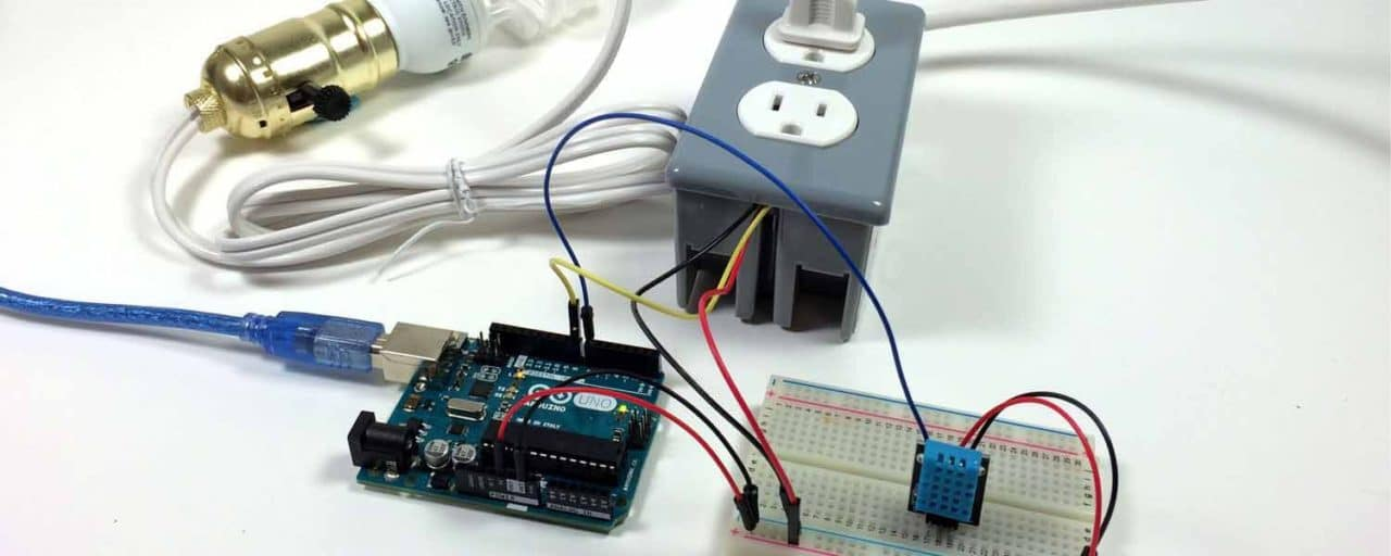 Build an Arduino Controlled Power Outlet
