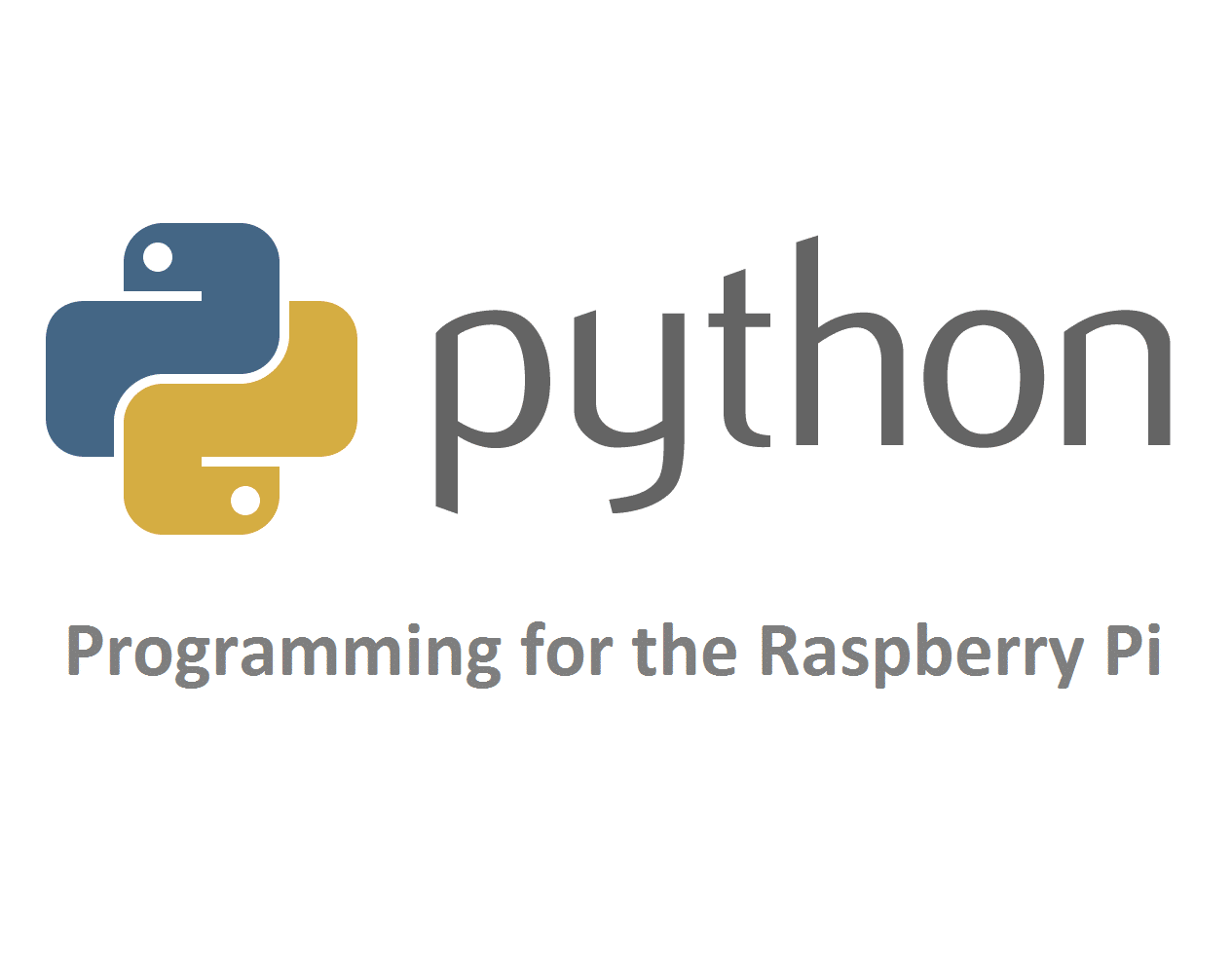 How To Write And Run A Python Program On The Raspberry Pi Wiringpi Functions