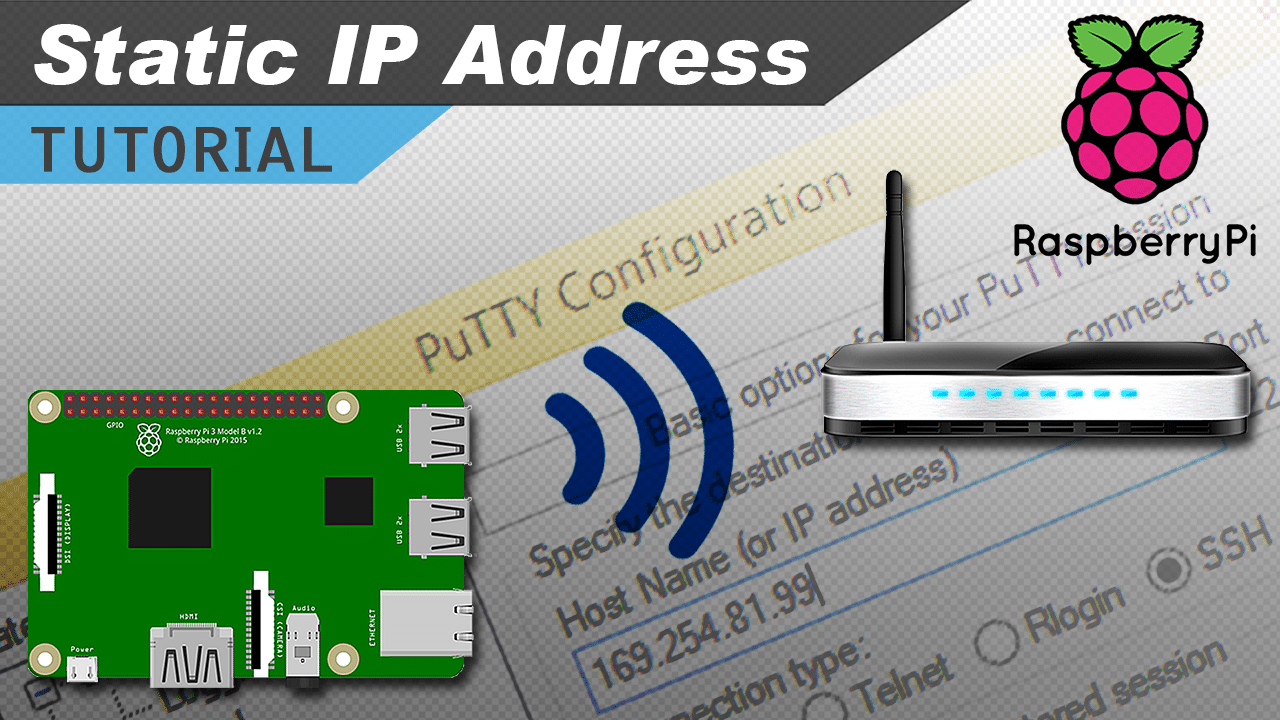 [VIDEO] How to Set Up a Static IP on the Raspberry Pi