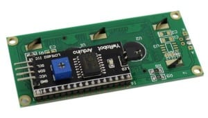 Raspberry Pi I2C LCD - I2C Backpack LCD