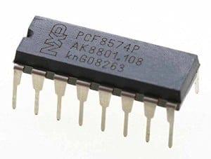 Raspberry Pi I2C LCD - PCF8574