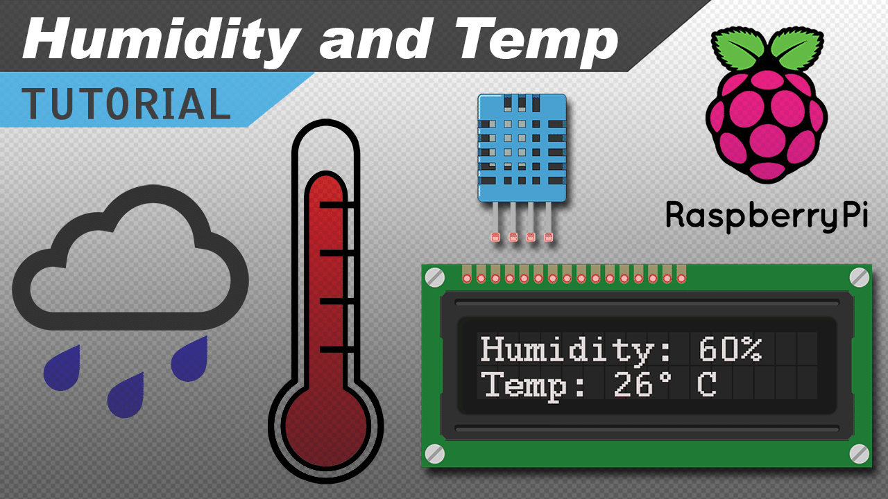[VIDEO] How to Set Up the DHT11 Humidity Sensor on the Raspberry Pi