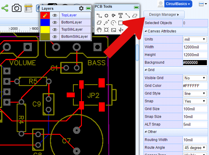 How to Design a PCB Layout - Circuit Basics
