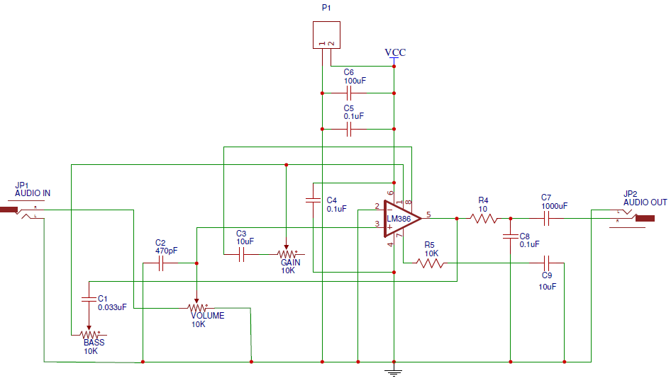 How to Design a PCB Layout - Circuit Basics Wiring Diagrams Well Drilled on