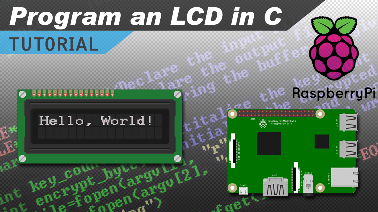 Wiringpi Lcd C Not Lossing Wiring Diagram Raspberry Pi 2 B Video How To Setup An On The And Program It With Rh