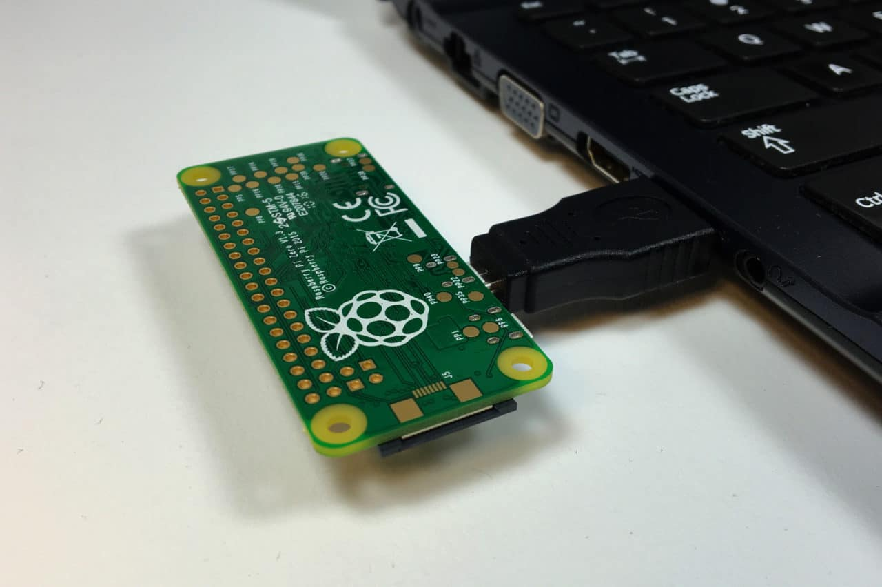 Raspberry Pi Zero USB/Ethernet Gadget Tutorial