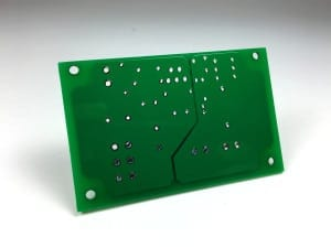 Complete TDA2050 Amplifier Design and Construction - PCB Bottom