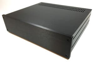 Complete TDA2050 Amplifier Design and Construction - The Amplifier Chassis