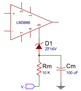 How to Design a Hi-Fi Audio Amplifier With an LM3886 - The Mute Circuit
