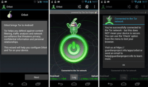 Programming With Your Android Smartphone - Tools You Need - Orbot and ChatSecure