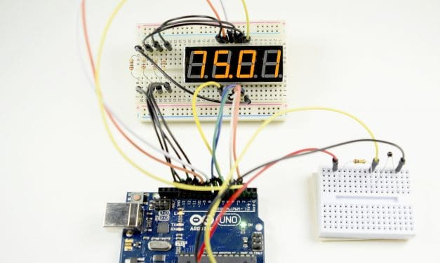 How to Set up Seven Segment Displays on the Arduino
