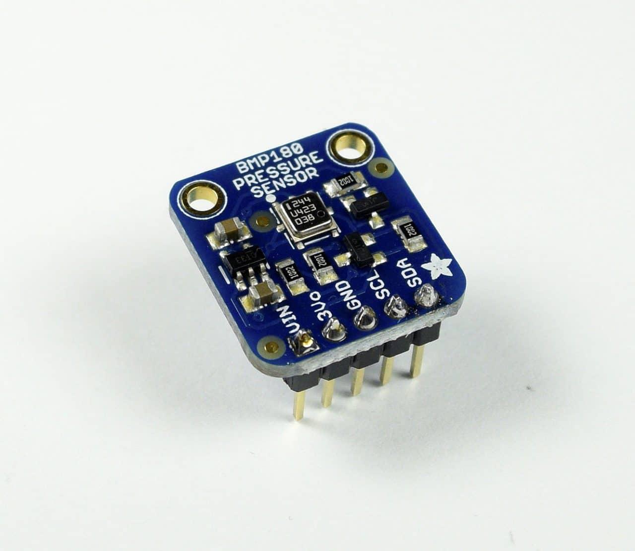 Arduino BMP180 Tutorial - BMP180 Sensor