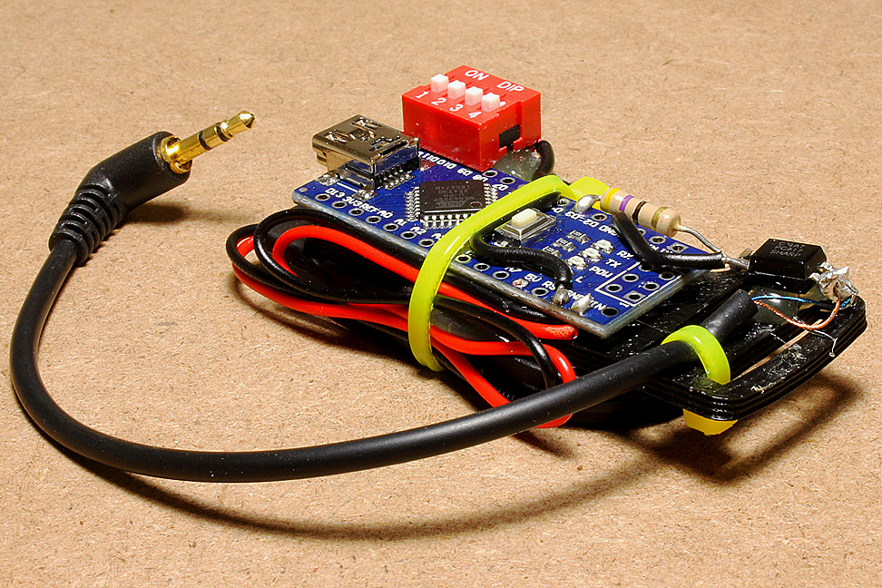 Control Your DSLR Camera with an Arduino