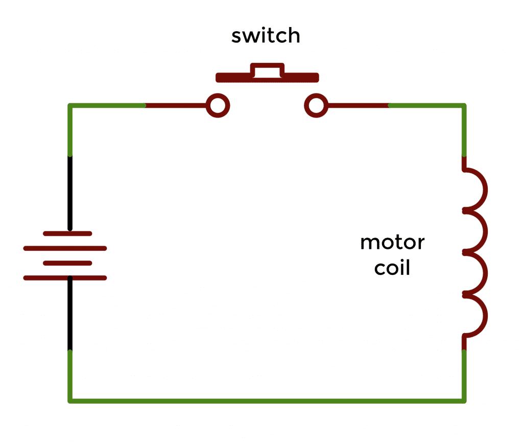 Arduino DC Motor Tutorial - Back EMF 1