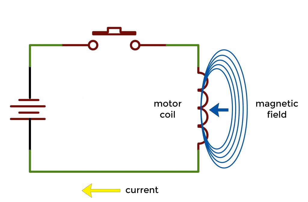Arduino DC Motor Tutorial - Back EMF 3