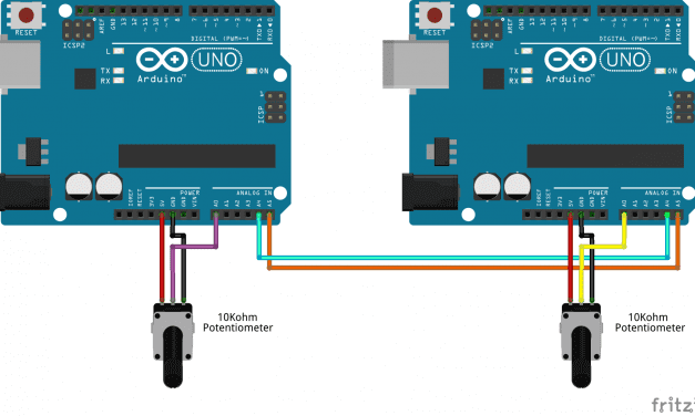 How to Set Up I2C Communication On an Arduino