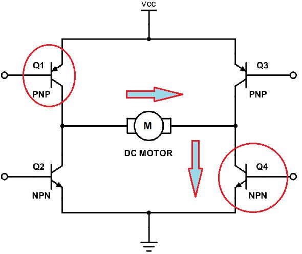 Como controlar motores DC em um Arduino com um driver de motor L293D 2
