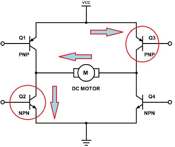 Como controlar motores DC em um Arduino com um driver de motor L293D 3