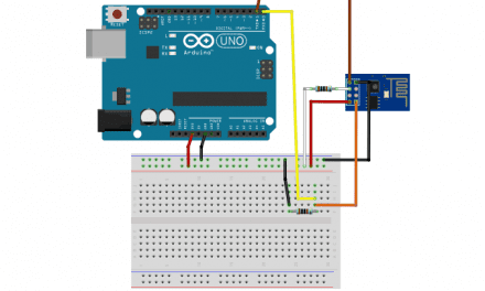 Broadcast Sensor Data With a WiFi Connected Arduino Web Server