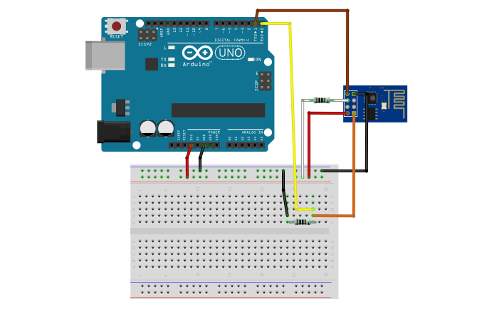 How to Show Arduino Sensor Data on a Webpage 5