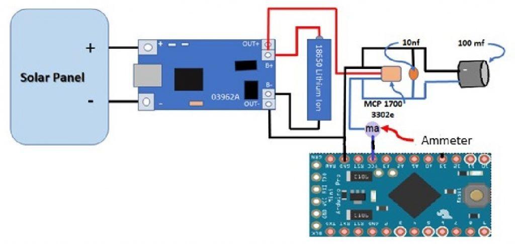 Como usar painéis solares para alimentar o Arduino 21