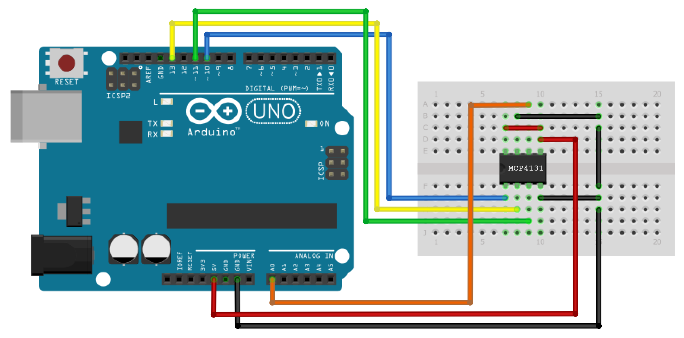 How to Use SPI Communication on the Arduino