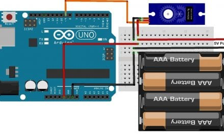 Controlling Servo Motors with the Arduino