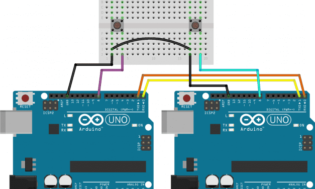 How to Set Up UART Communication on the Arduino