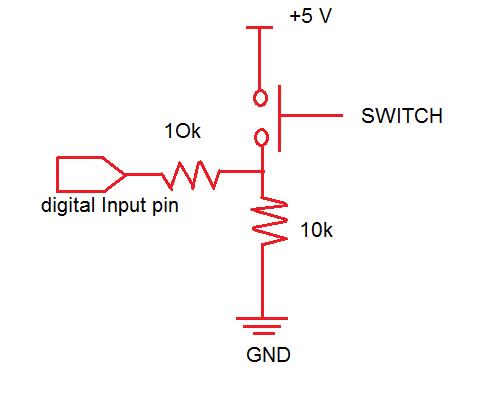 Resistores de pull-up e pull-down - Informações básicas sobre circuitos 3