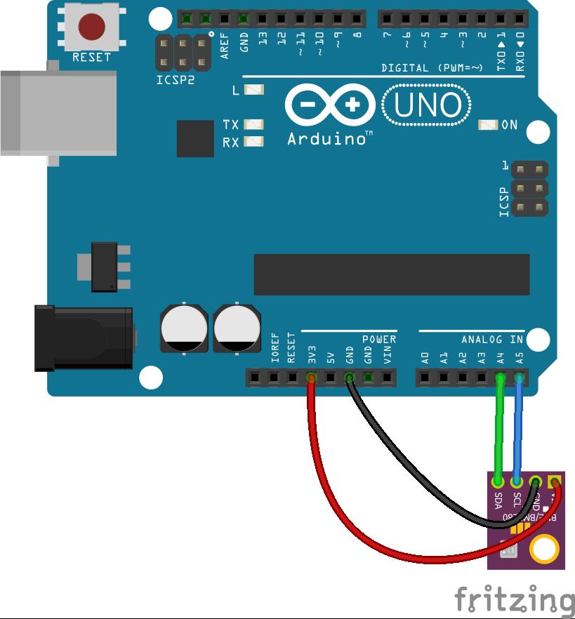 Como conectar um BMP280 ao Arduino