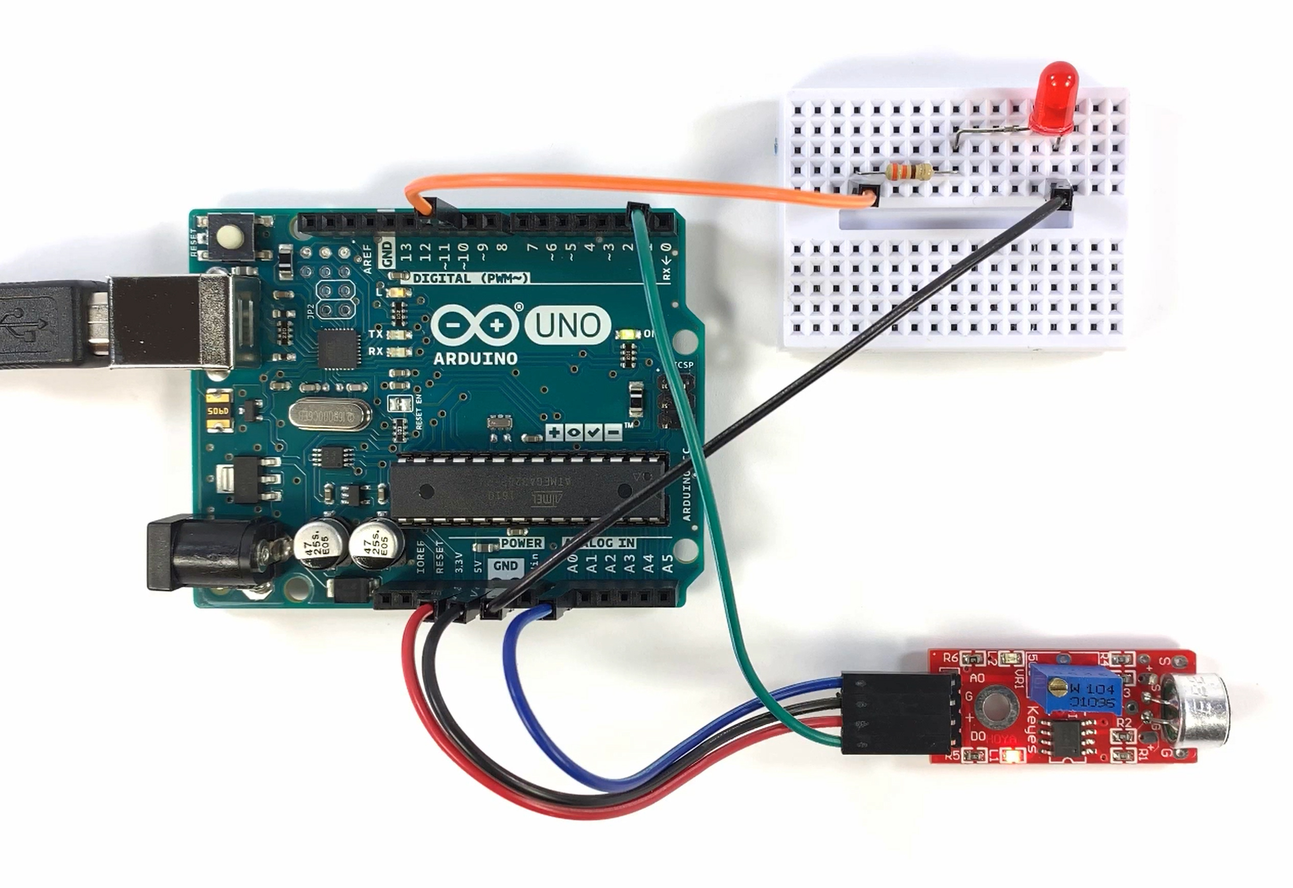 How to Use Microphones on the Arduino