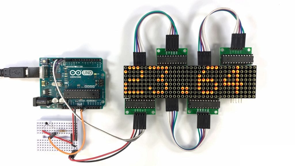 Four LED Matrix Scrolling Temperature.jpg