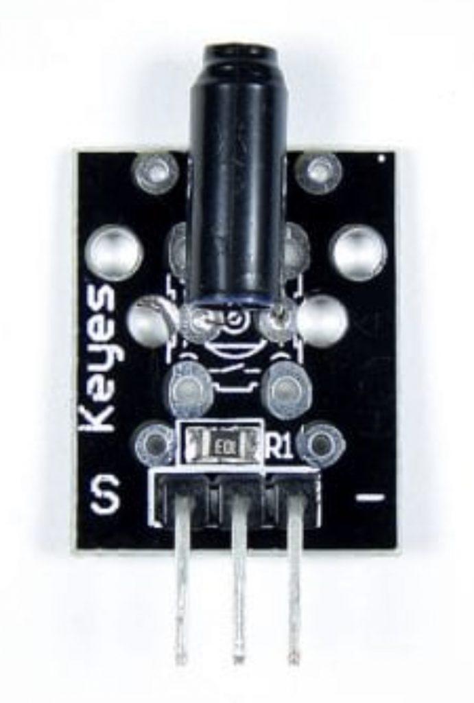 How to Setup Vibration Sensors on the Arduino - Keyes KY-002 Shock Sensor