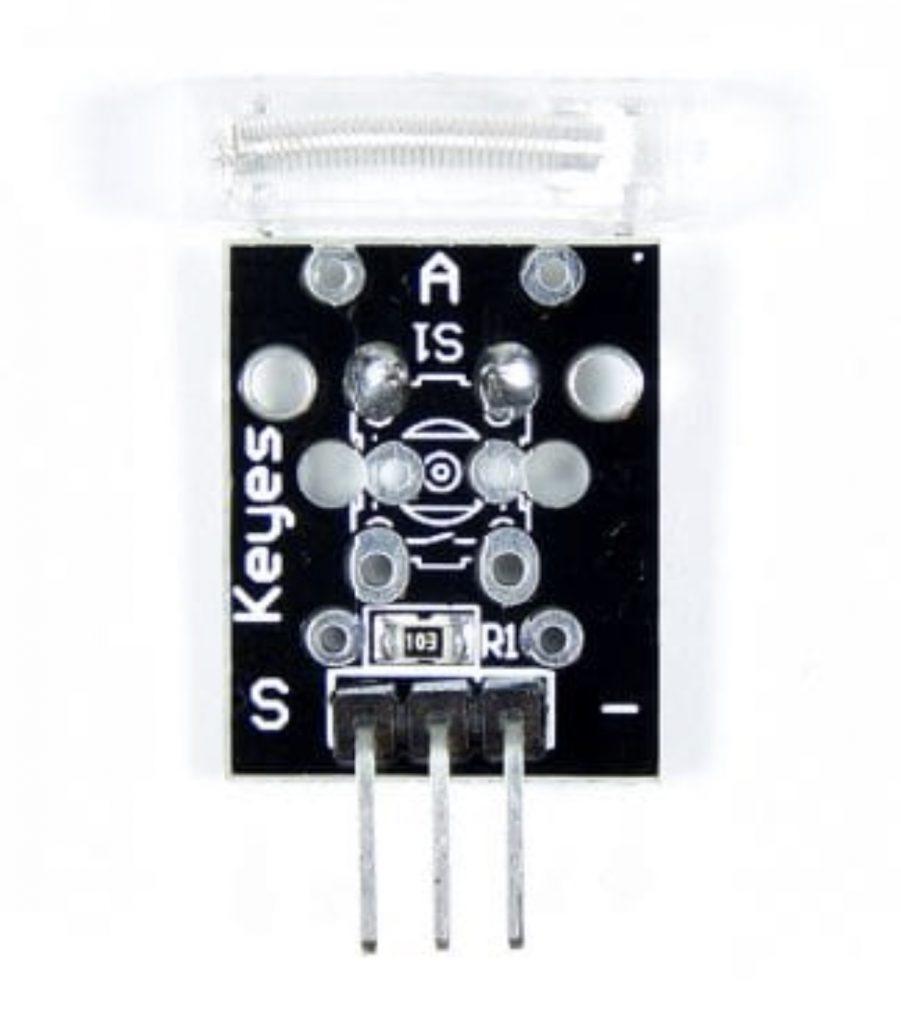How to Setup Vibration Sensors on the Arduino - Keyes KY-031 Knock Sensor