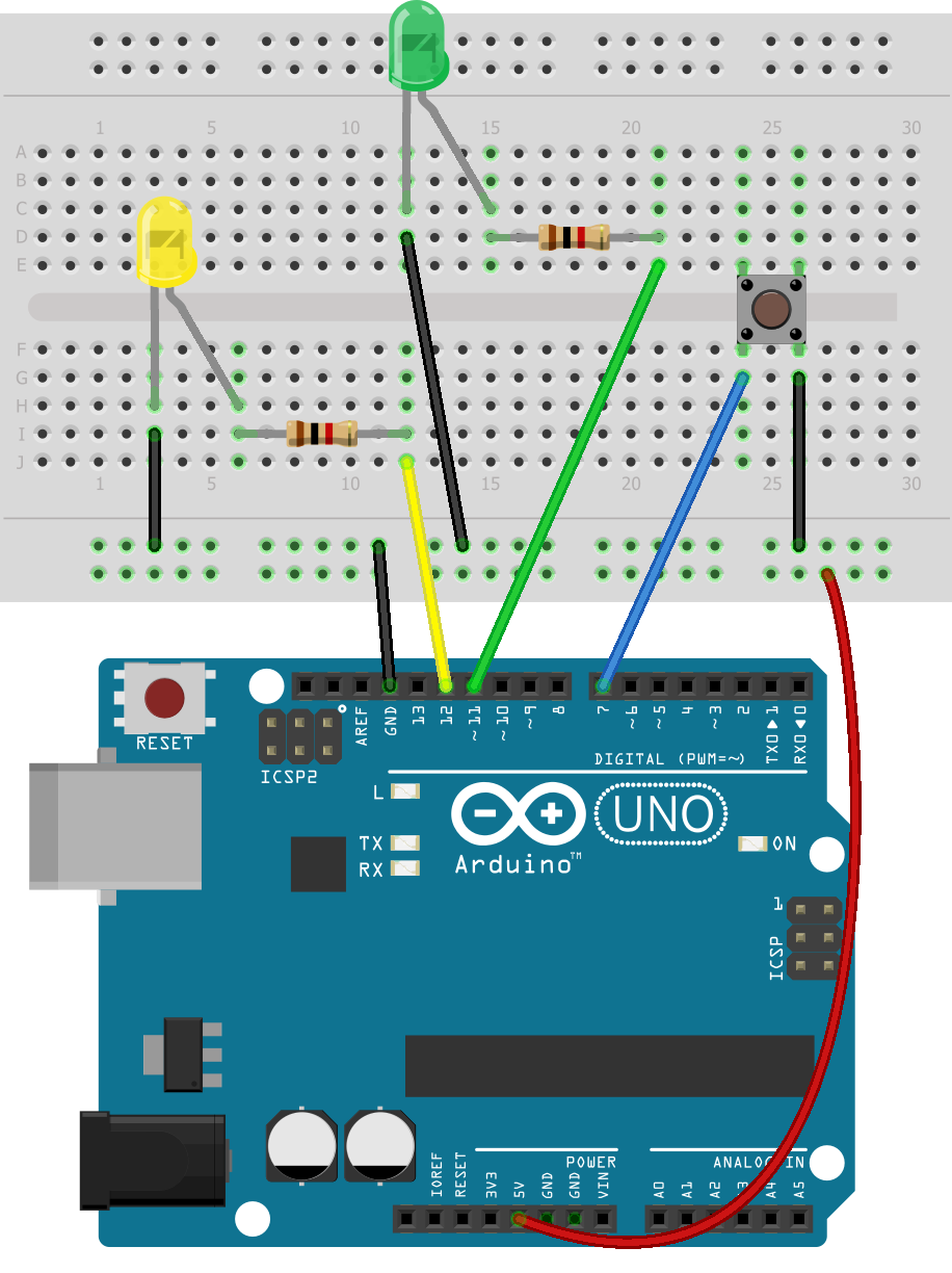 How to Use Hardware Interrupts and Timer Interrupts on the Arduino