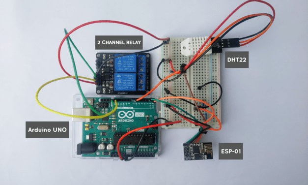 How to Make a Web Based IoT Control Dashboard